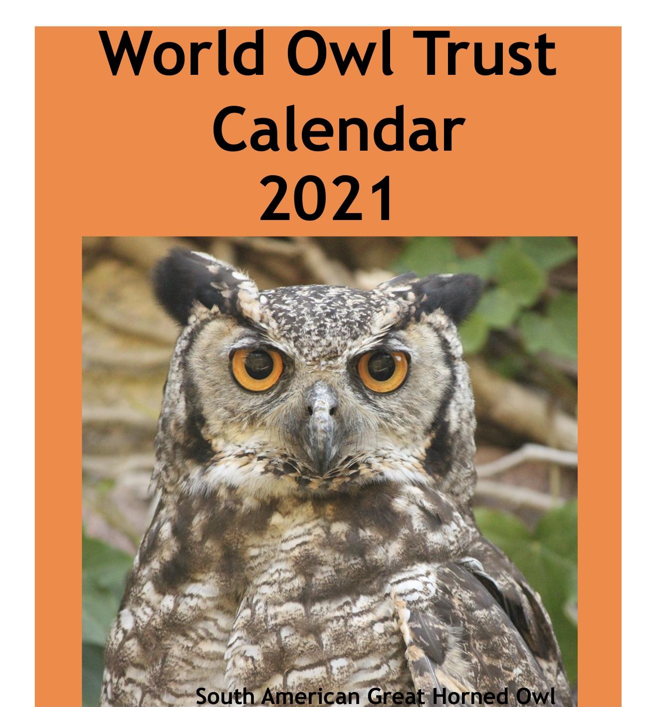 2021 WOT Calendar
